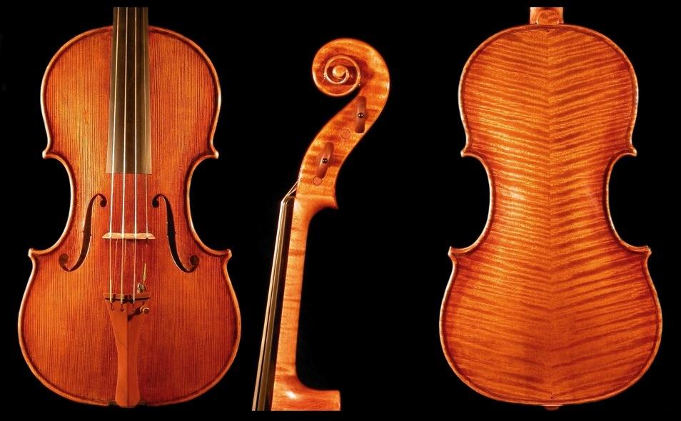V Is For Violin violin marcello villa ...