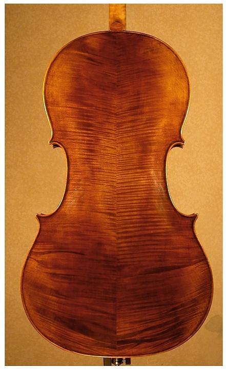 cello lavinnia marcell...V Is For Violin