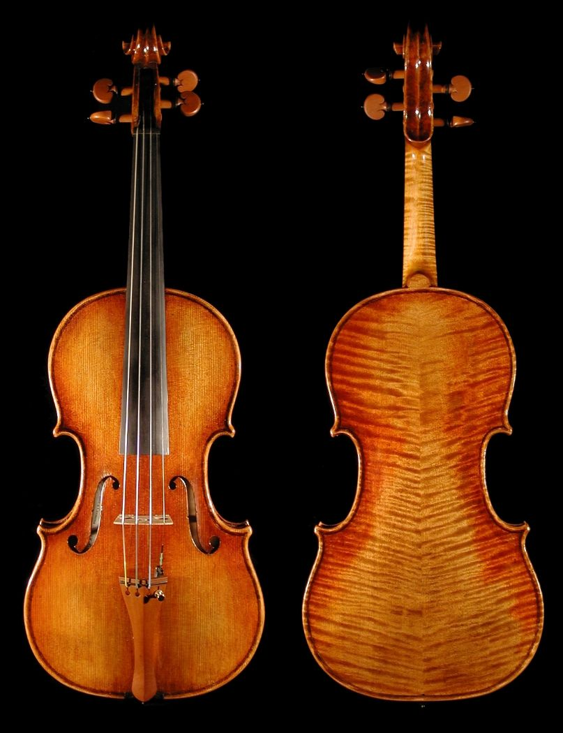 Stradivari instruments for Soil 1714 stradivarius